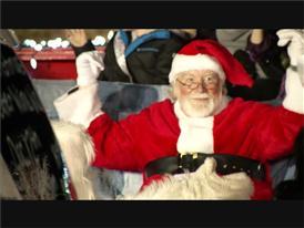 Boulder City Santa's Electric Night Parade