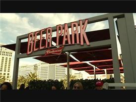Beer Park Opens at the Paris Las Vegas