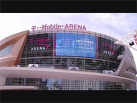 MGM Resorts Officially Opens the T-Mobile Arena on the Las Vegas Strip