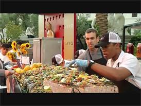 Anyone Hungry? Caesars Palace Host Vegas Uncork'd By Bon Appetit Magazine