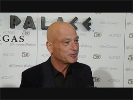 Howie Mandel Talks About Caesars Palace on Its 50th Anniversary