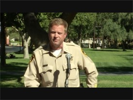 Las Vegas Undersheriff Discusses Security Measures for the Presidential Debate