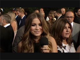 Sofia Reyes at the Latin Grammys