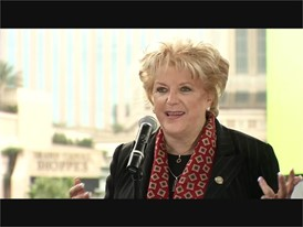 Las Vegas Mayor Carolyn Goodman