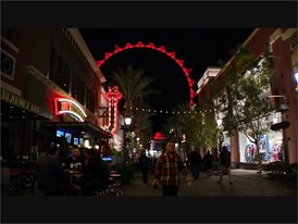 LINQ Holiday Decor