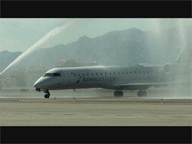 American Airlines brings Phoenix Service to Laughlin, NV