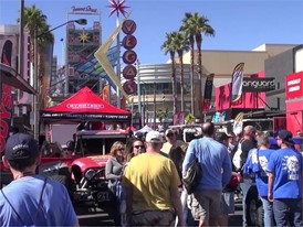 Mint 400 Party and Tech Inspecion