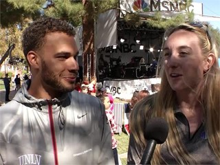 UNLV Students Excited for the Presidential Debate on Campus