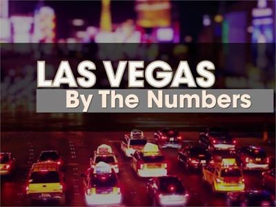 Las Vegas By The Numbers: March Brings 3.7M Visitors
