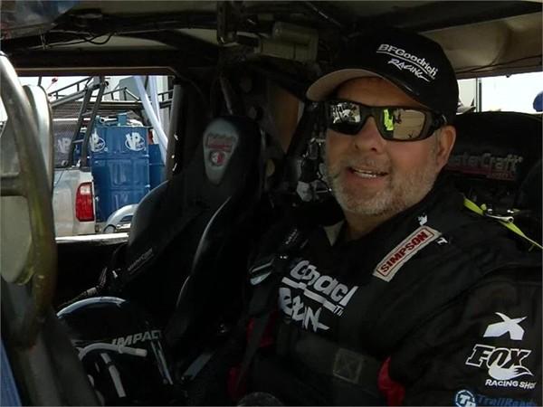 Off-Road Racer Steve Olliges Prepares for the Mint 400