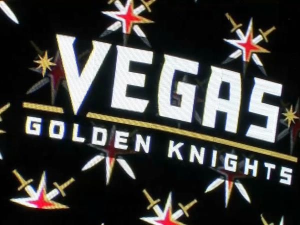 Unveiling of Golden Knights logo