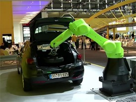 AUTOMATICA 2016: Industry 4.0 - Part 1