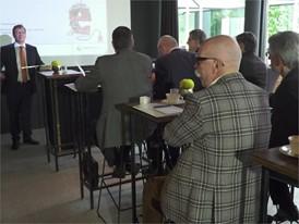electronica 2016 – Trend Index 2020 Event Munich – Roughcut