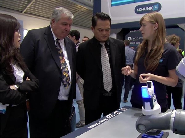 AUTOMATICA 2016: Industry 4.0