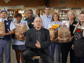 Letter Carriers' Stamp Out Hunger® Food Drive English :60