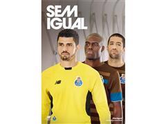 New Balance Reveals FC Porto 2015/2016 Away Kit