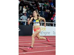 TEAM NEW BALANCE ATHLETE JENNY SIMPSON WINS SILVER  AND MAKES HISTORY IN 1500M AT 2013 IAAF WORLD CHAMPIONSHIPS