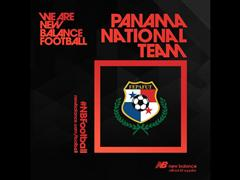 New Balance announces sponsorship of Panama Football Federation