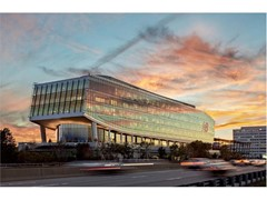 NEW BALANCE HEADQUARTERS IS NATION'S FIRST LEED® V2009 CORE AND SHELL PLATINUM CERTIFICATION TO EARN ALL POINTS IN INDOOR ENVIRONMENTAL QUALITY