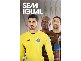 New Balance Reveals FC Porto 2015/2016 Away Kit