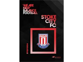 New Balance Reveals Stoke City FC 2015/16 Home And Away Kits