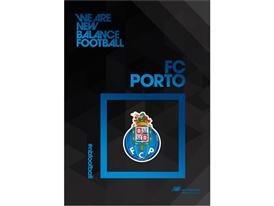 New Balance Strike Deal With Dragões FC Porto