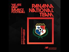 New Balance announces sponsorship of Panama Football Federation