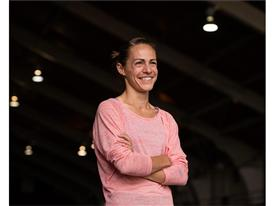 Steps to Beijing - Team New Balance Athlete Jenny Simpson Portrait