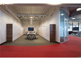 New Balance Global Headquarters Product Group Meeting Space