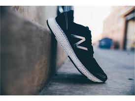 New Balance 3D Printed Performance Running Shoe - Out of the Lab and Onto the Street