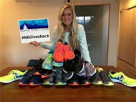 Emma Coburn Giving Tuesday