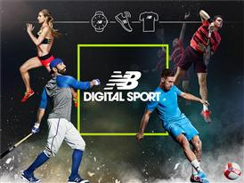 New Balance Launches Digital Sport - Technology Division Dedicated to Improving Athlete Performance