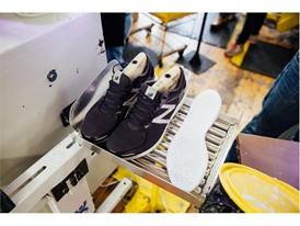 New Balance Zante Generate Lawrence, MA Assembly – On the Production Line