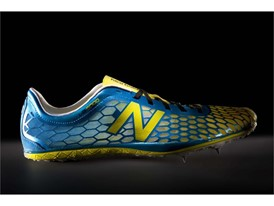 New Balance Custom Spike with 3D Printed Plate