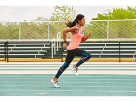 Team New Balance Athlete Brenda Martinez with RunIQ