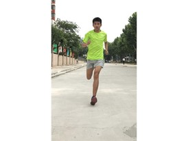 New Balance Globbal Running Day