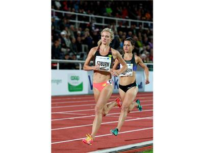 TEAM NEW BALANCE SIGNS TOP US RUNNER EMMA COBURN