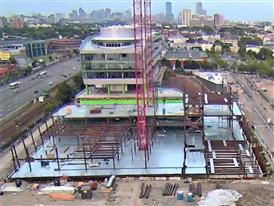 New Balance Global Headquarters Timelapse