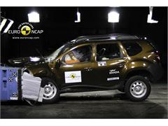 Dacia Duster - Crash Tests 2011