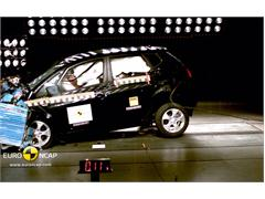 Kia Venga - Crash Tests 2011