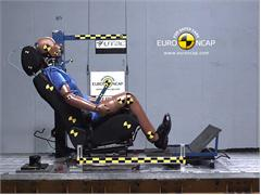 Euro NCAP Reveals Results for 6 New Cars, including First 5 Star Rating for a Fully Electric Vehicle