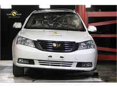 Geely Emgrand EC7 - Crash Test 2011