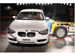 BMW 1 Series - Crash Test 2012 Recalculation
