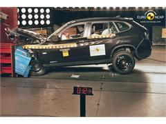 BMW X1- Crash Test 2012 Recalculation