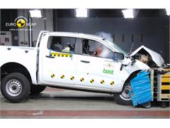 Ford Ranger - Crash Test 2012 Recalculation