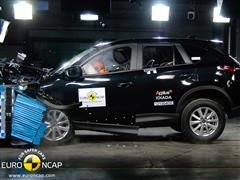 Euro NCAP Releases New Tests' Results: More Car Manufacturers in Step with Higher Pedestrian Safety Standards