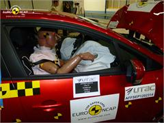 Renault Clio IV - Crash Test 2012