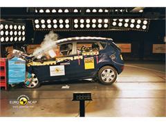 Ford Fiesta - Crash Test 2012