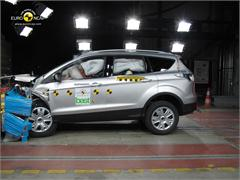 Ford Kuga - Crash Test 2012