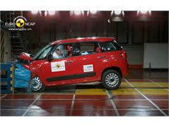 Fiat 500L - Crash Test 2012